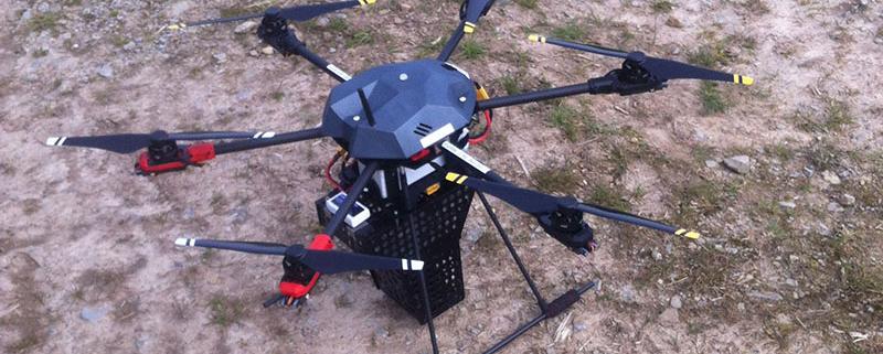 BIOCARE Drohne